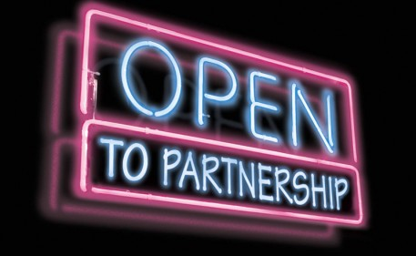 partnership-sign